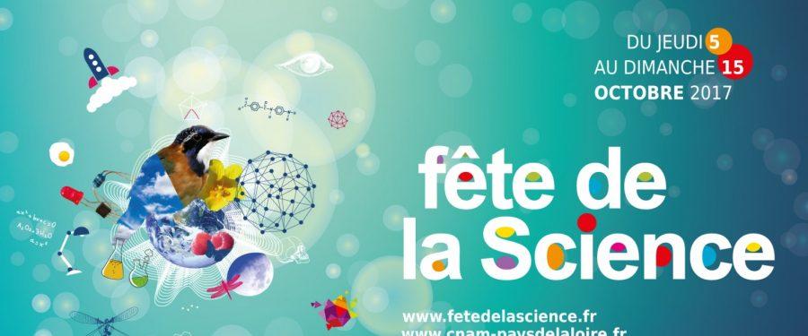 bandeau logo Fête de la science 2017