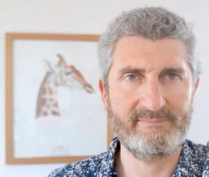 Thierry Buquet, portrait, avril 2020