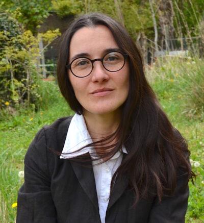 Portrait d'Amélie Berthon