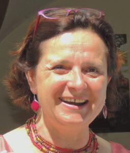 Portrait d'Edith Parmentier