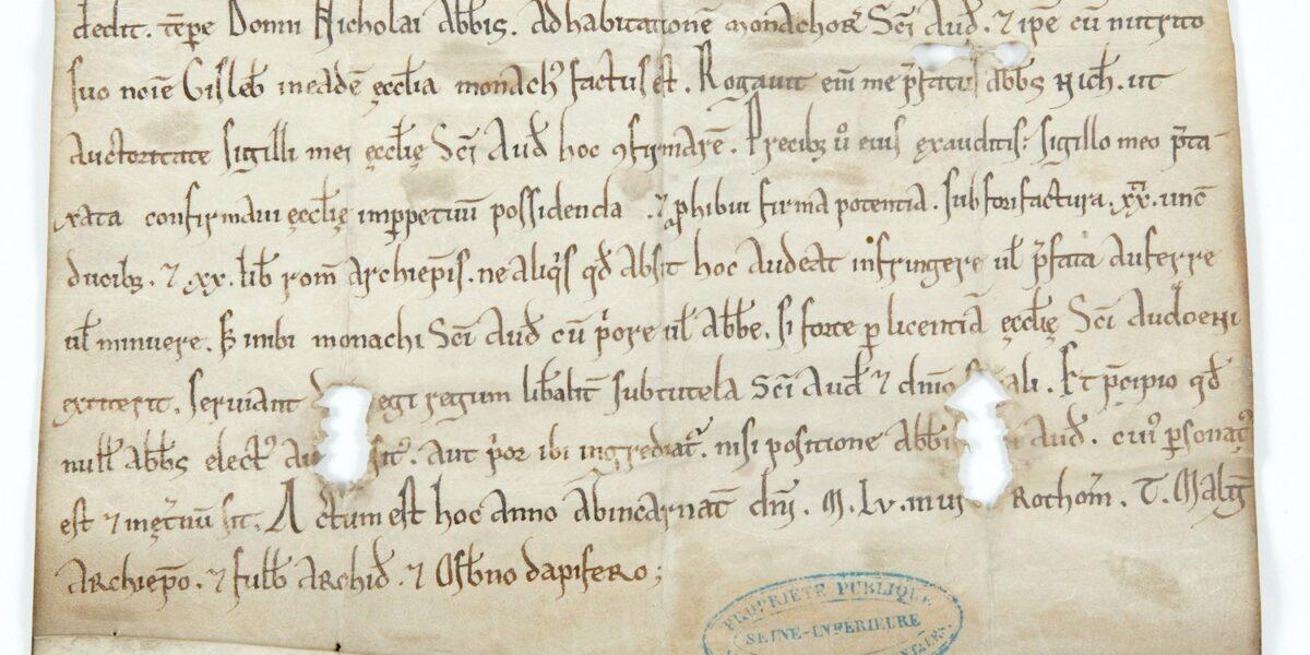 Rouen AD 76, 14 H 911 01 - Base Scripta - Craham