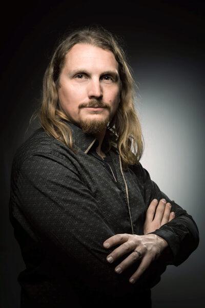 Portrait de Nicolas Girault