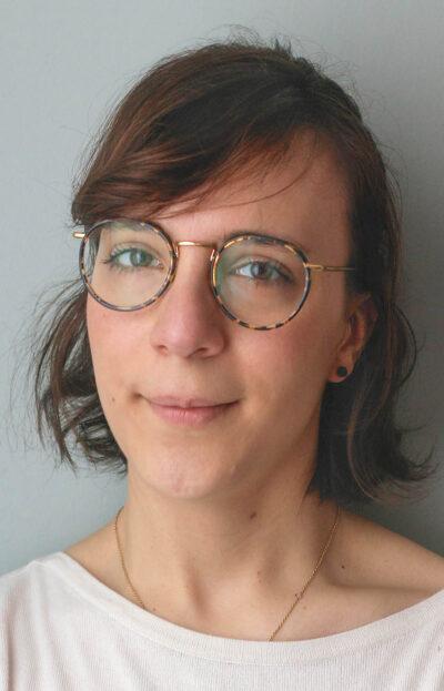 Portrait d'Emline Mancel