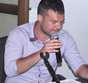 Riccardo Berardi portrait