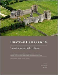 L'environnement du château. Actes du 28e colloque international Château Gaillard (Roscommon, Irlande, 14-18 août 2016).