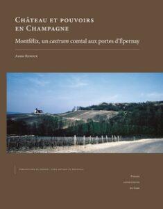 Château et pouvoirs en Champagne : Montfélix, un castrum comtal aux portes d'Épernay