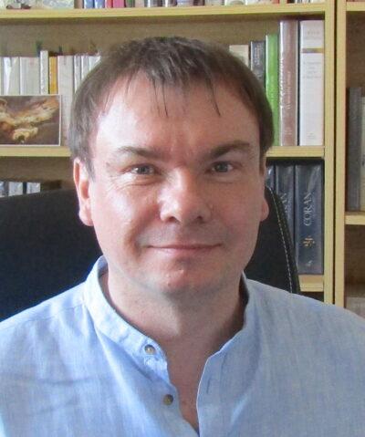 Damien Jeanne portrait