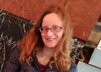 Elma Brenner portrait