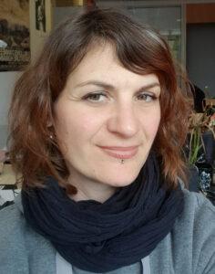 Isabelle Abadie portrait