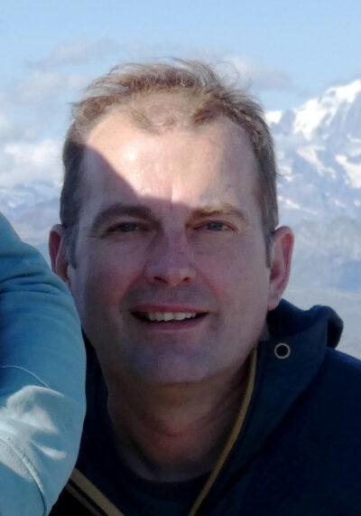 Stéphane Lecouteux portrait
