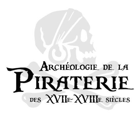 Logo archéologie de la piraterie