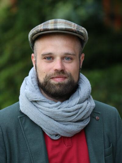 Simon Lebouteiller portrait