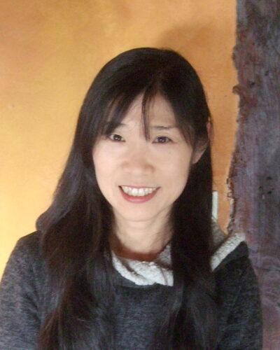 Tamiko Fujimoto portrait
