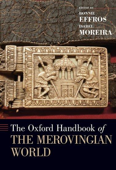 Couverture de The Oxford Handbook of the Merovingian World