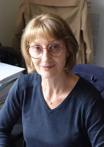 Elisabeth Lecler Huby portrait
