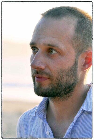 Gregory Schutz portrait