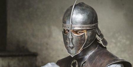 Visuel revue Médiévales