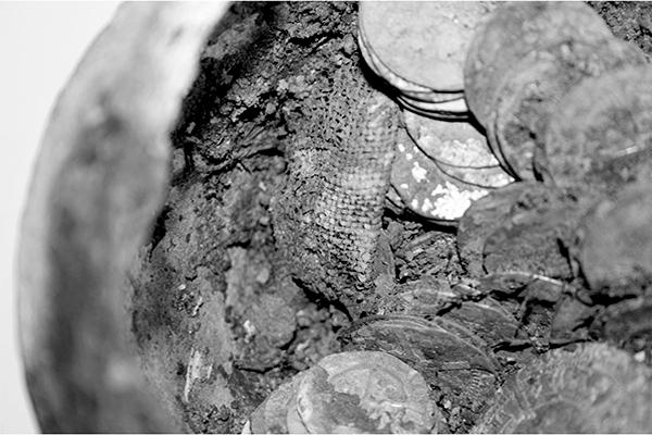 trésor léproserie Saint-Thomas d'Aizier (Eure)